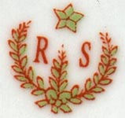 dating rs germany marks History gallery marks gallery , germany in objects in several mold patterns used between 1889 and 1892 are known to be marked with the rs.